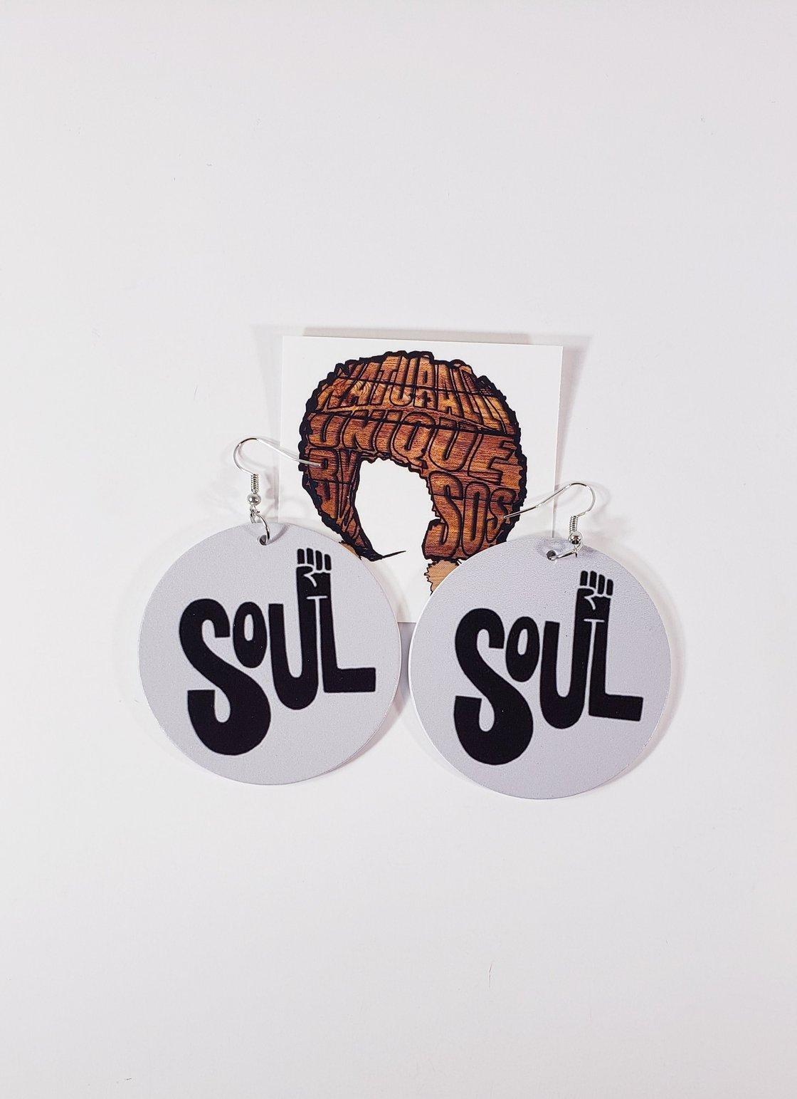 Image of Soul Earrings