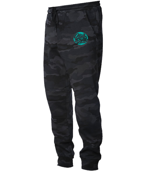 Image of Slowdown Embroidered Super Comfy Sweatpants