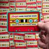 Hurfer Cassette Sticker