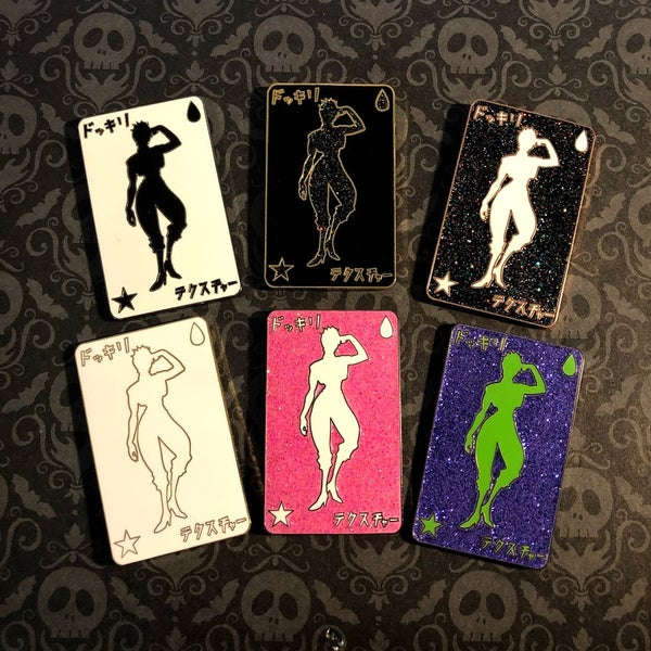 Image of  �Hisoka Cards�
