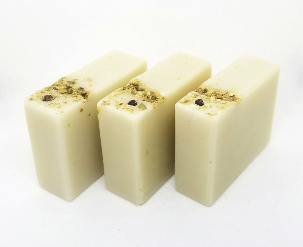 Image of Velvet Green Artisan soap