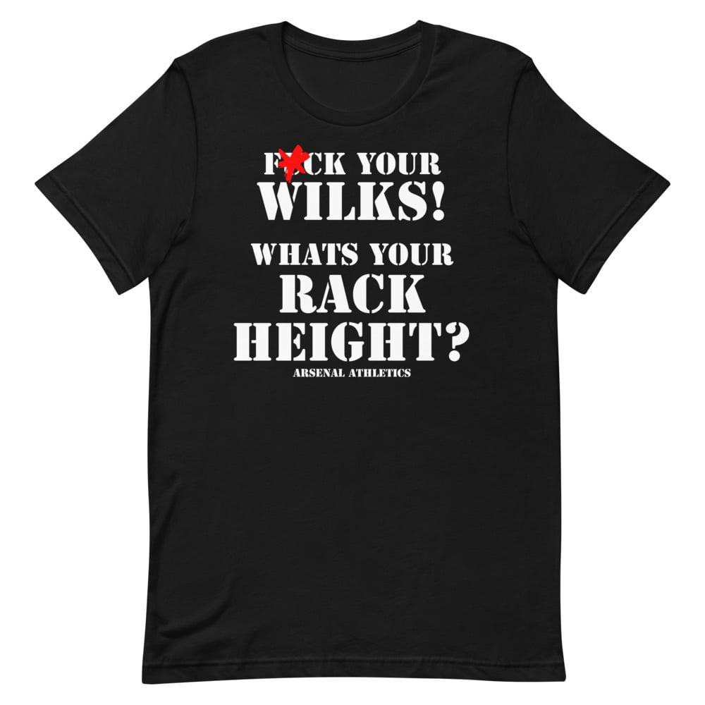 Image of Rack Height