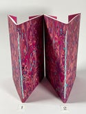 Marbled Notebook Red (b) Canson Mi-Teintes Collection
