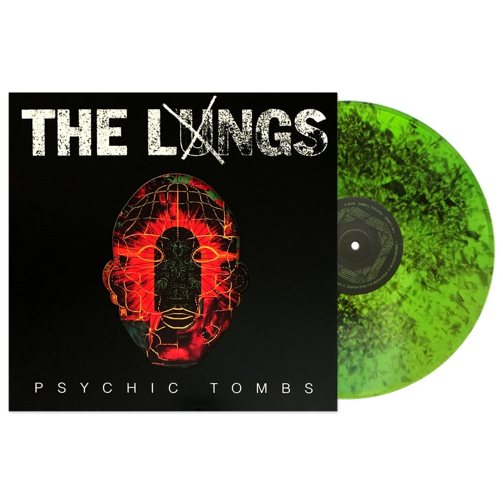 THE LUNGS - Psychic Tombs  [vinyl lp]