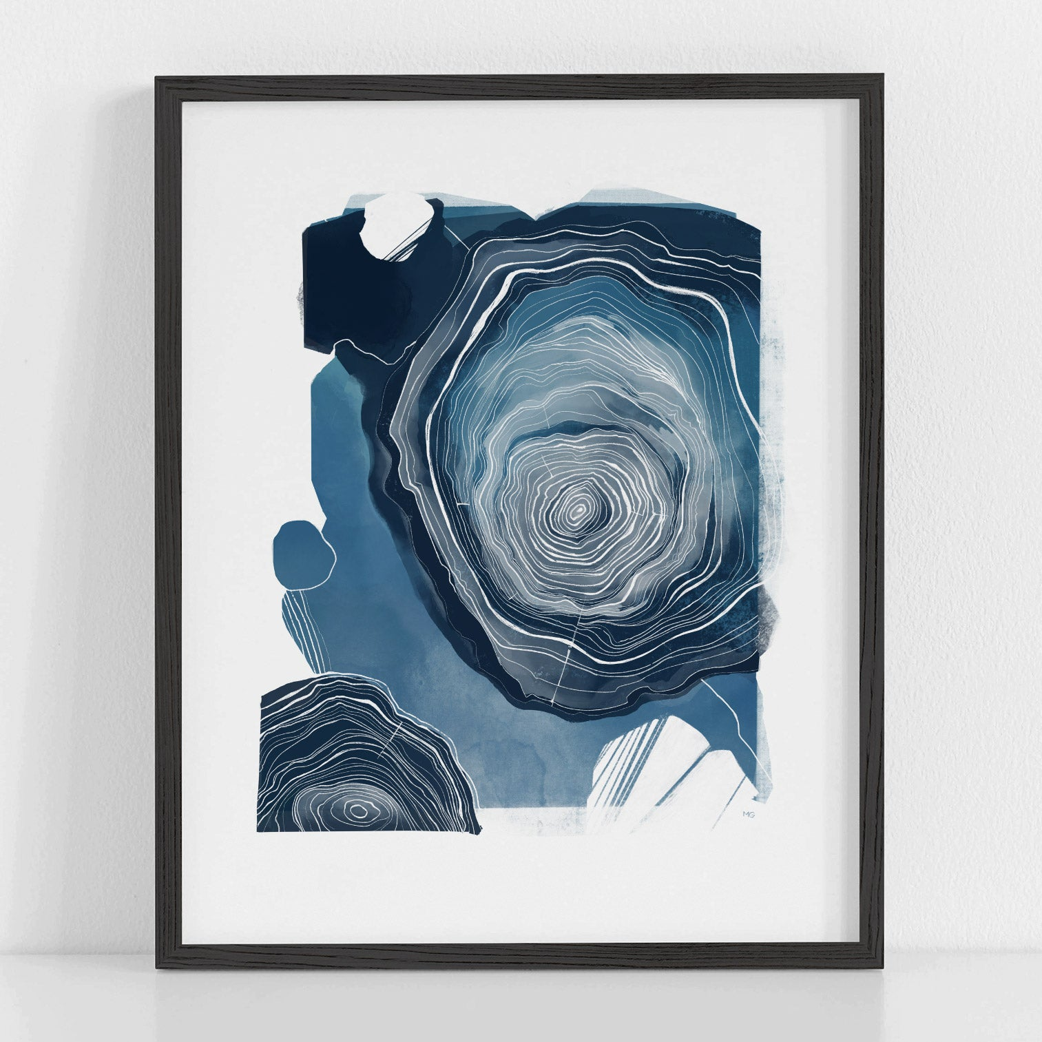 Image of Old Growth Art Print