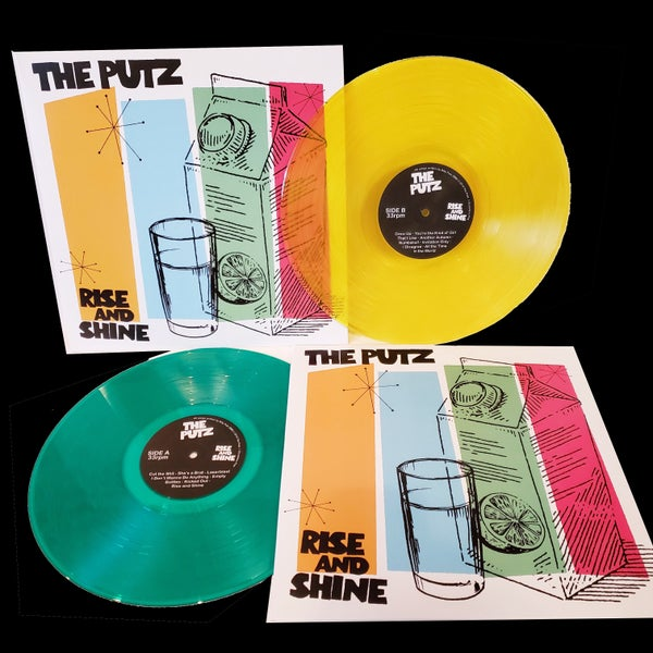 "Image of LP: The Putz ""Rise and Shine"""