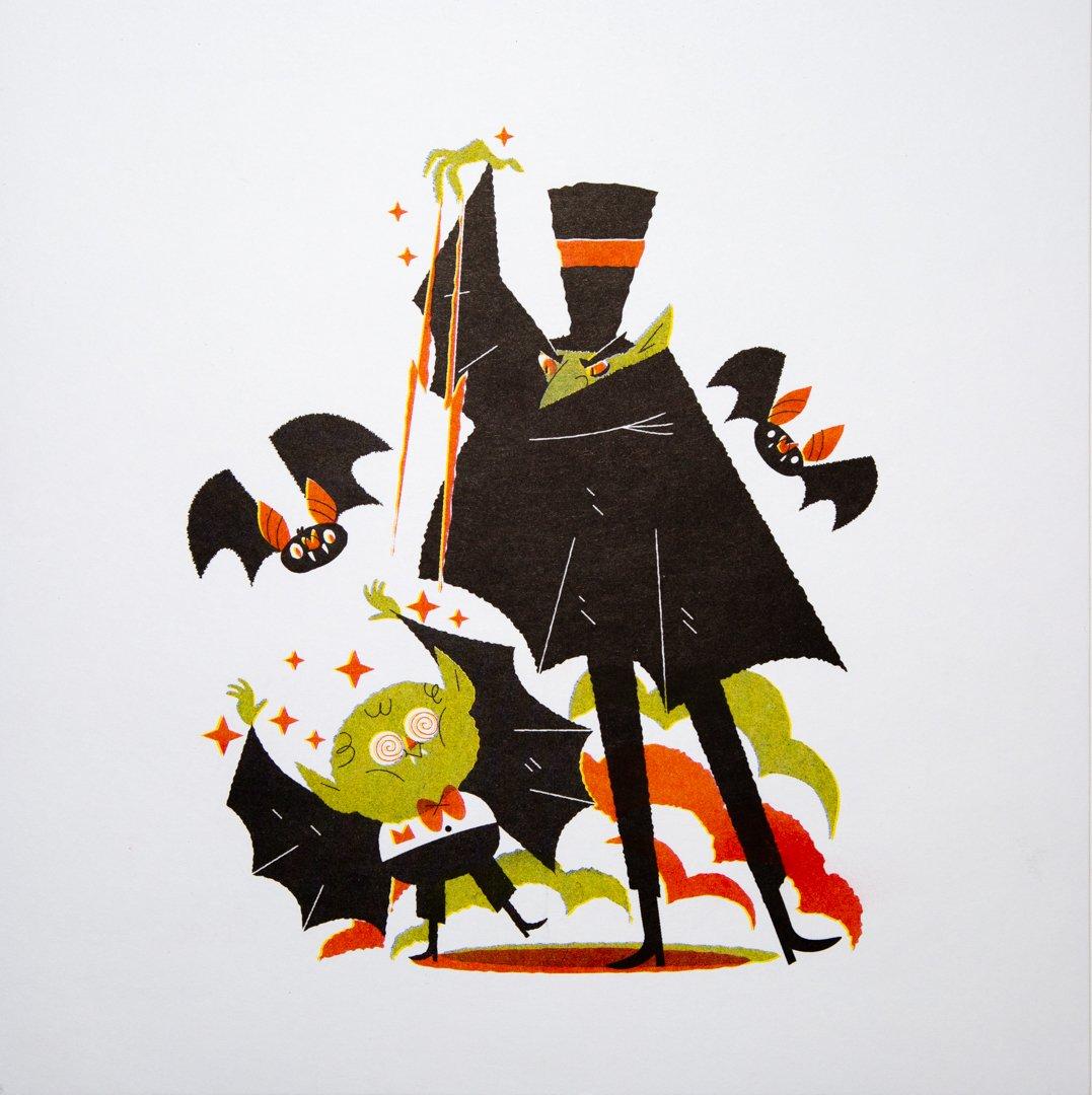"Image of ""Ya eres vampirín tremendín chiquitín"" El Profe"