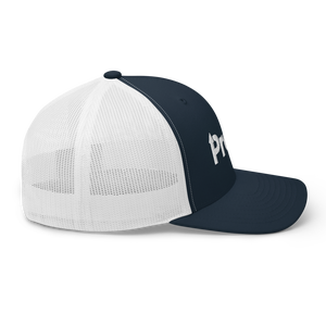 Image of Navy Press Sports Hat