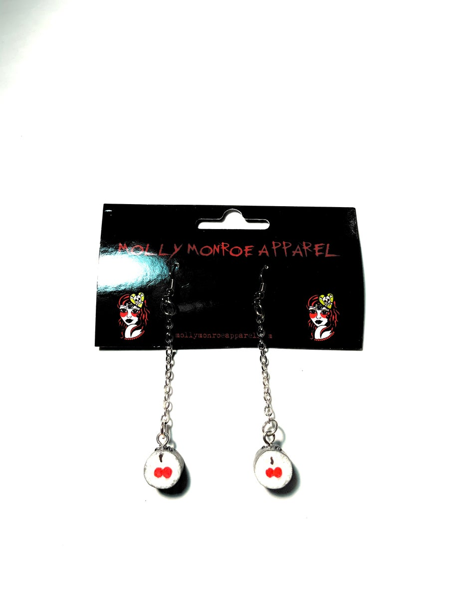Image of Sushi Chain Earrings