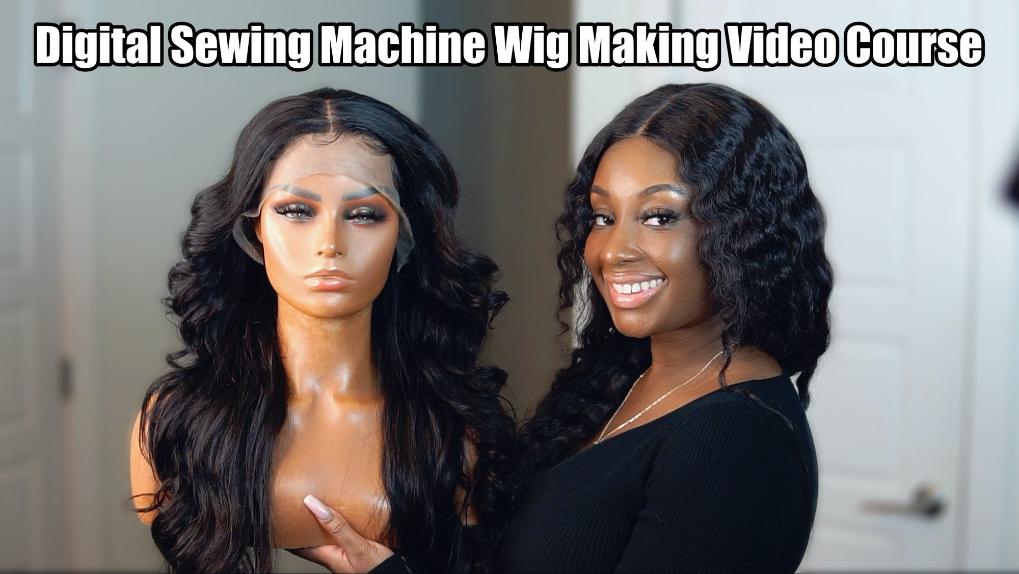 Image of Makeupd0ll's Wig-Making Digital Video Course!