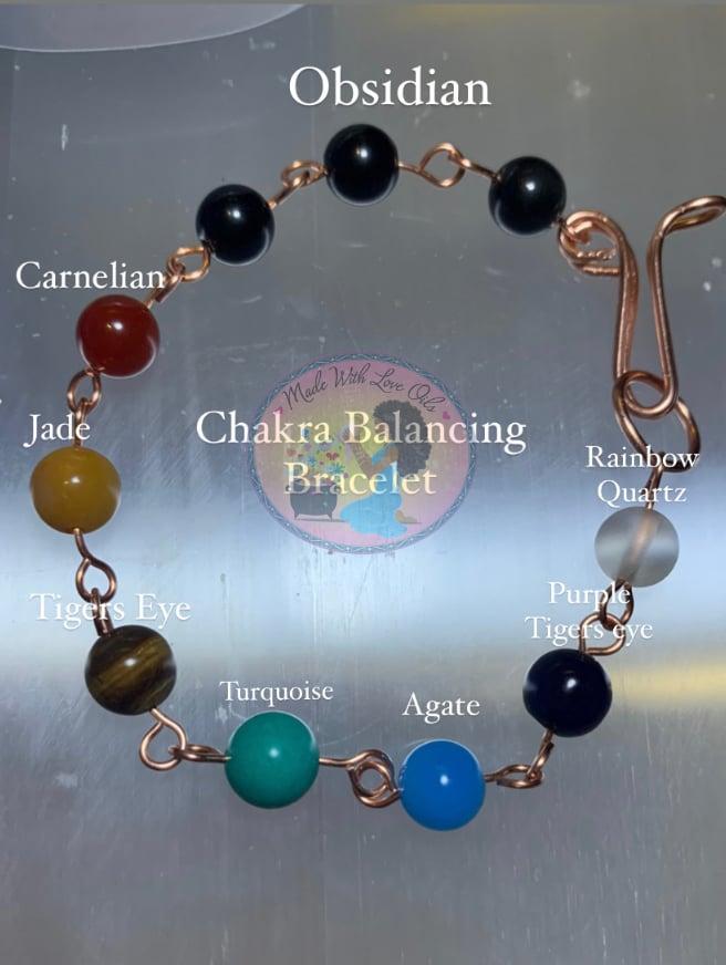 Image of Chakra Balancing Bracelet