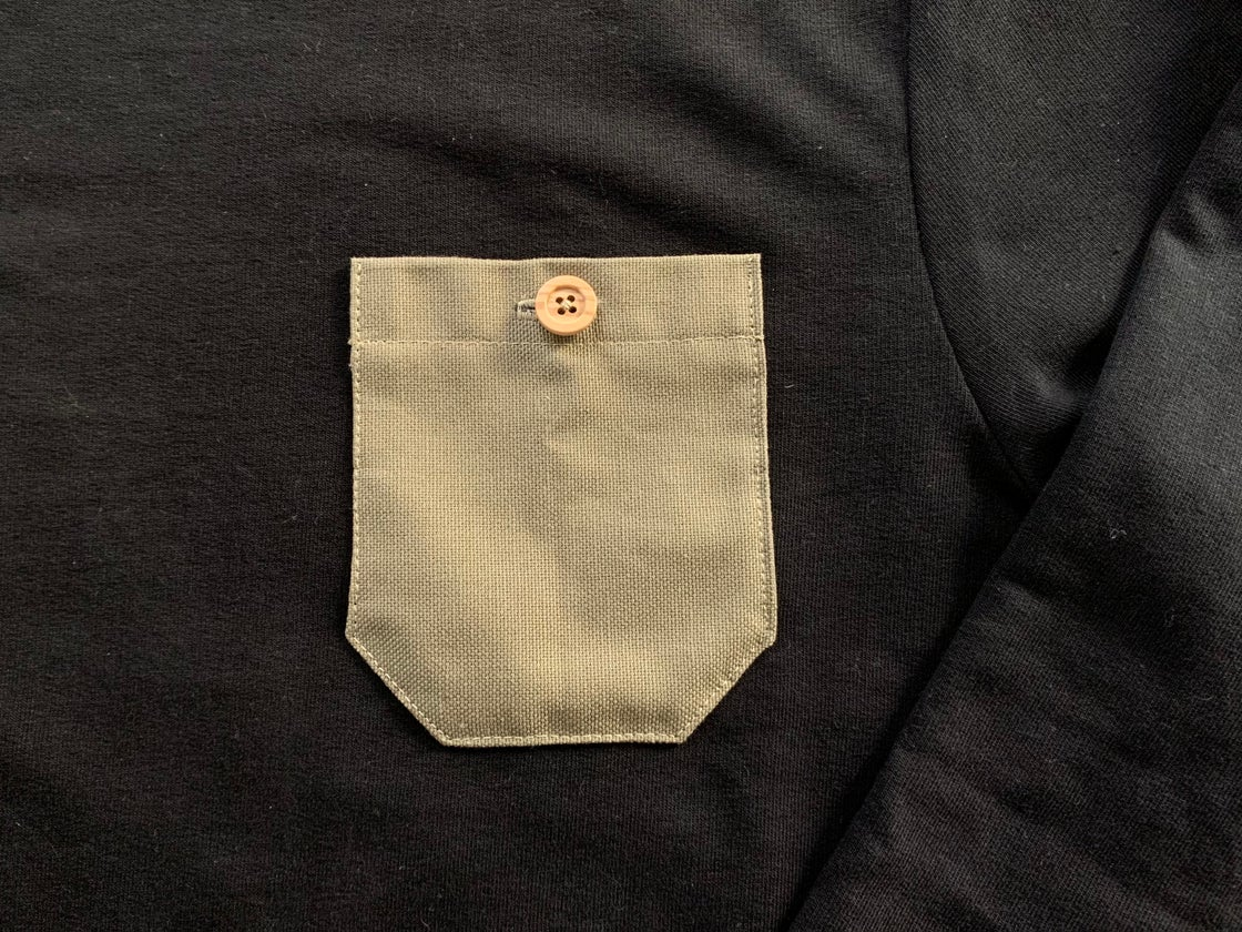 Image of Contrast Sweater