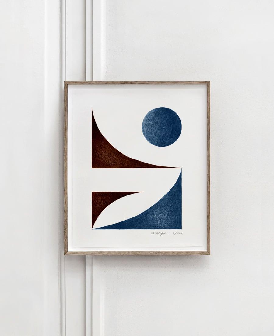Image of Balance · Blue (on sale)