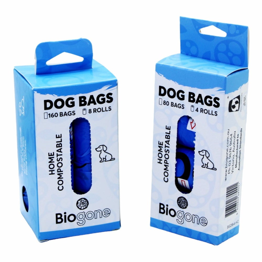 Image of Biogone Poo Bags - Home Compostable