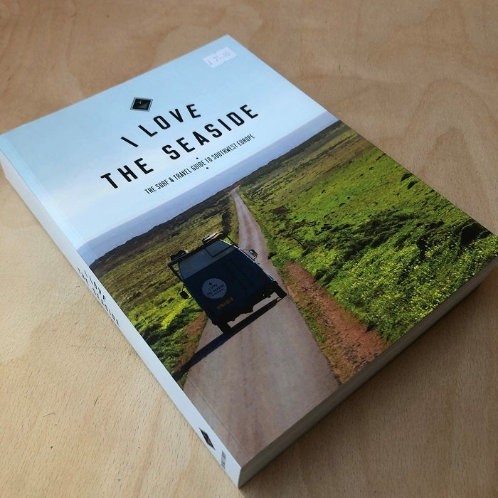 Image of I Love the Seaside Book - SW Europe