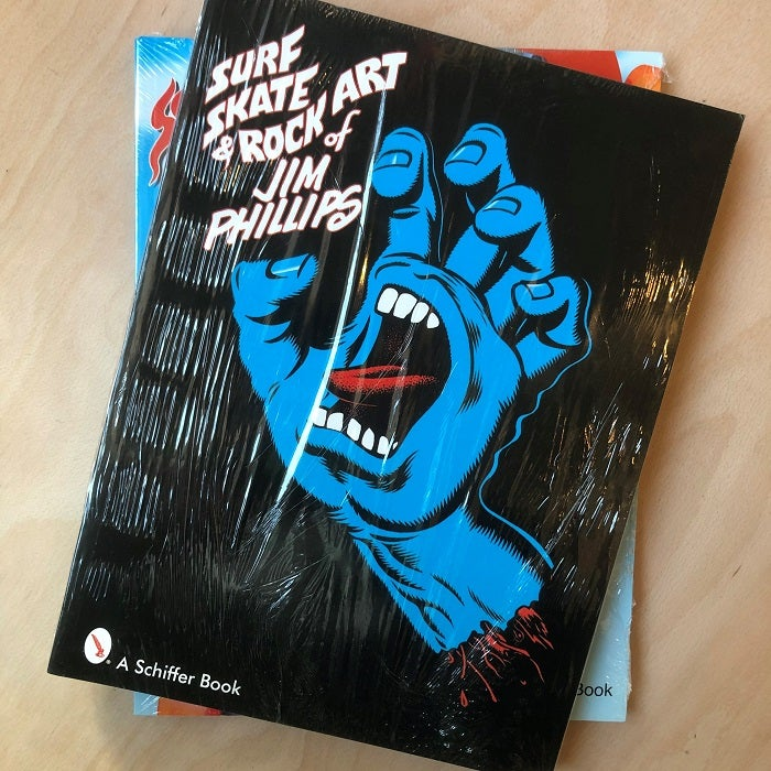 Image of Jim Phillips, Surf Skate and Rock Art of - Book