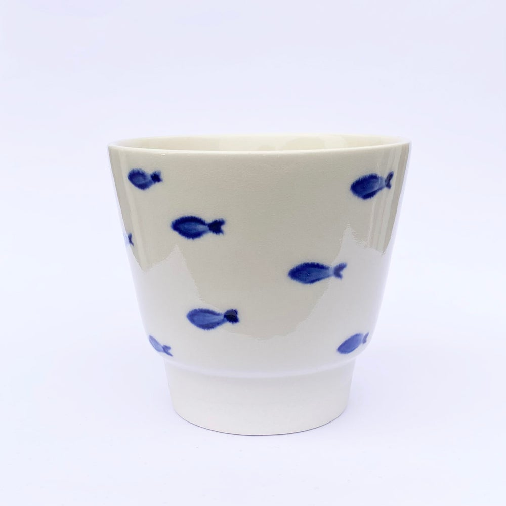 Image of Blue Cup 85