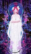 Last 1 Tarot Series - Limited Print  2.The High Priestess / 大祭司 塔羅牌系列 限量版畫