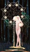 Tarot Series - Limited Print 17.The Star / 星星 塔羅牌系列 限量版畫