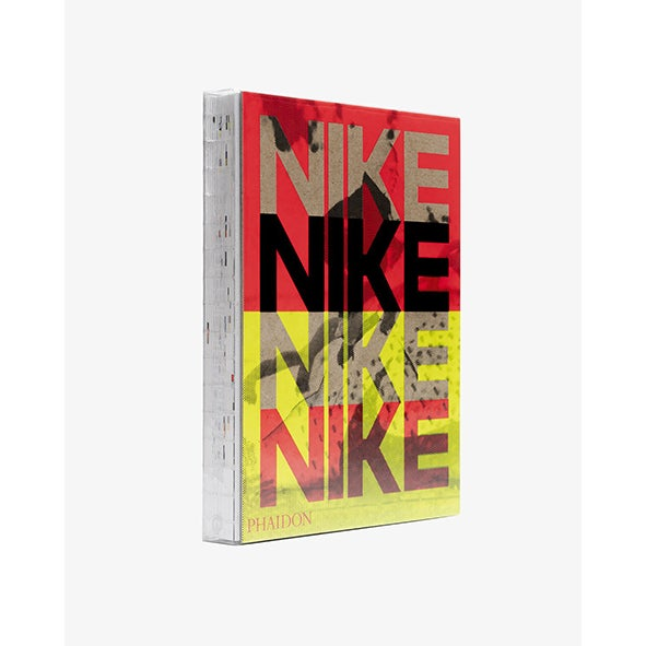 Image of NIKE : BETTER IS TEMPORARY BOOK