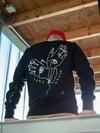 Alter Egos – men/unisex black sweatshirt