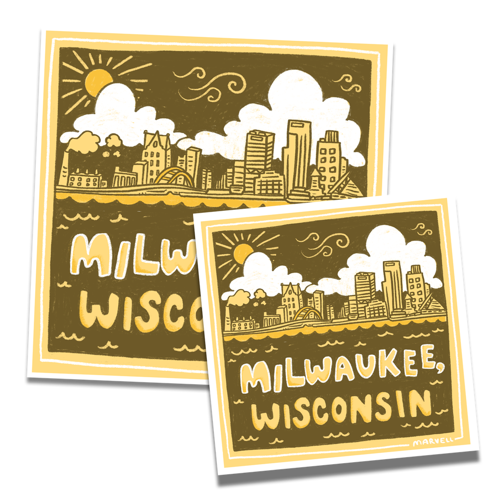 Image of Milwaukee Print!
