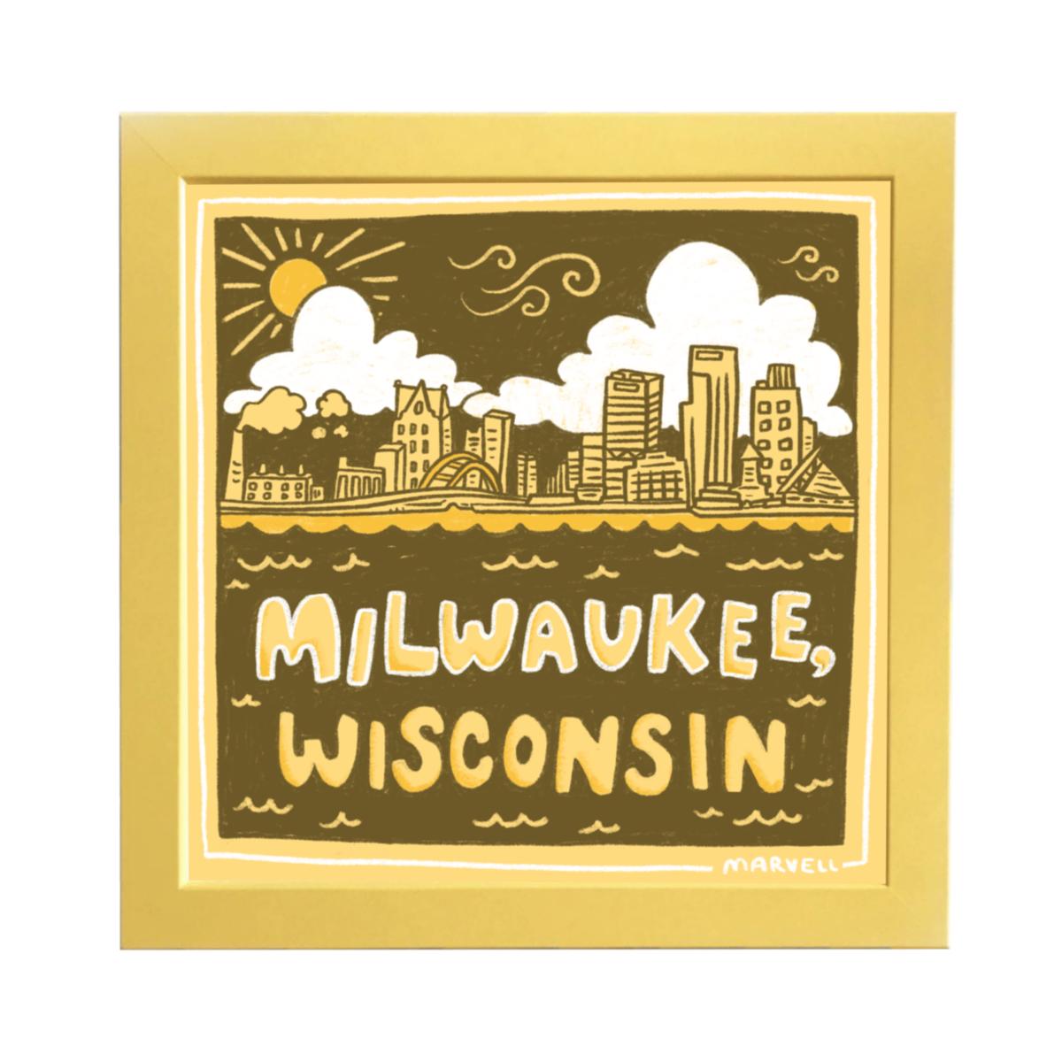 Image of Milwaukee Print!