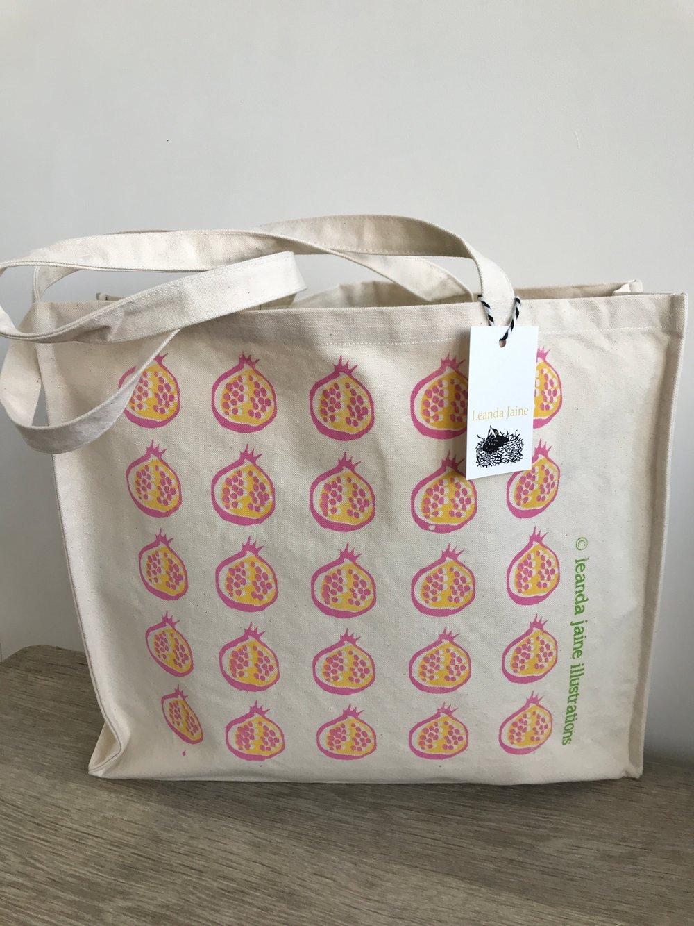 Image of Pomegranate  Shopper