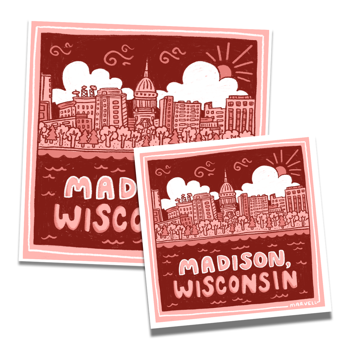 Image of Madison Print!