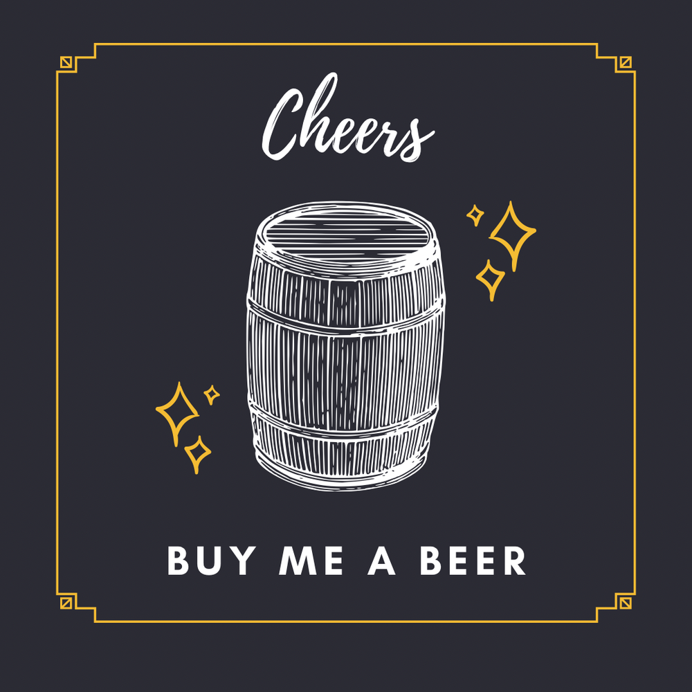 Image of Buy Me a Beer (Tip)