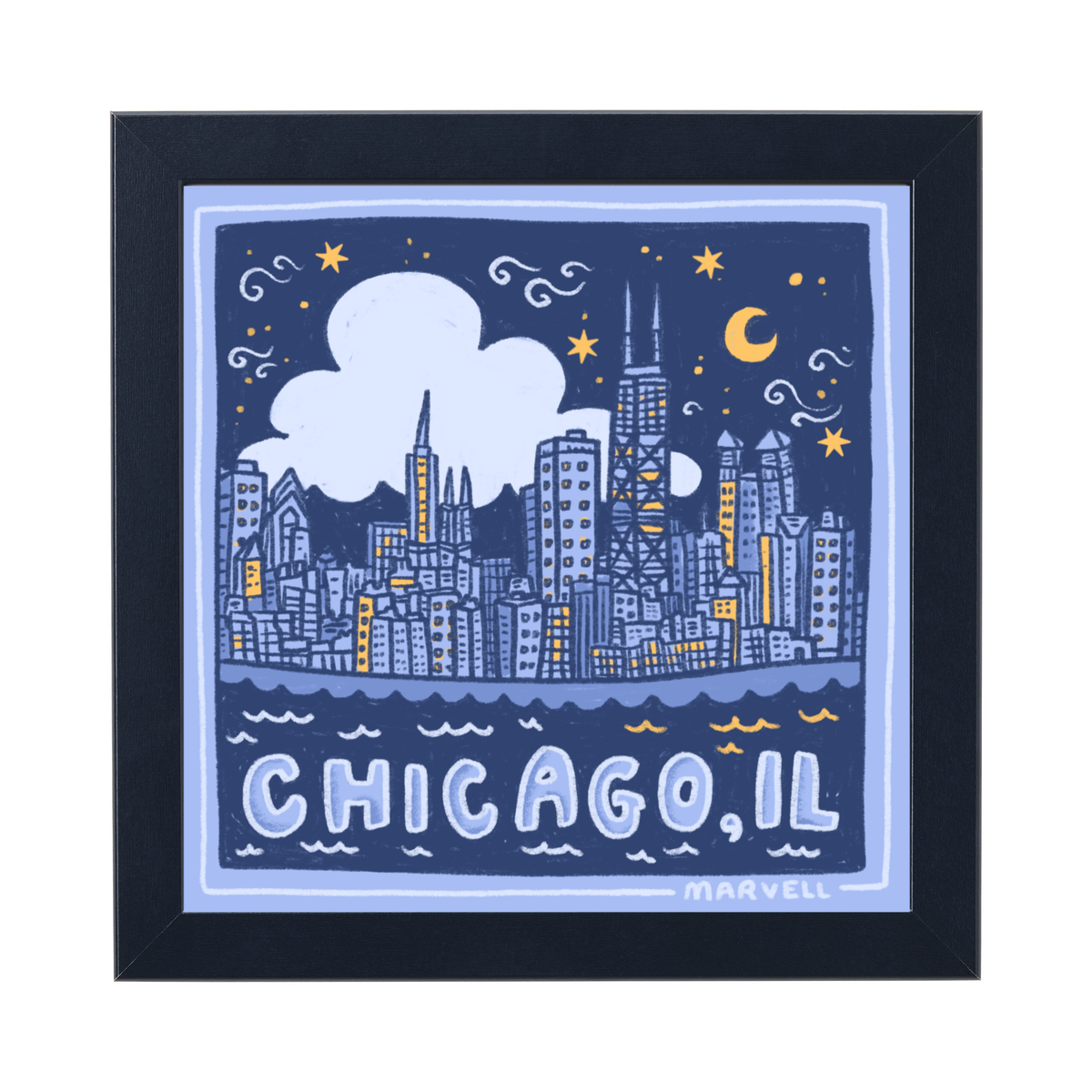 Image of Chicago Print!