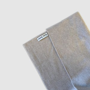 FLEECE scarf - BEIGE