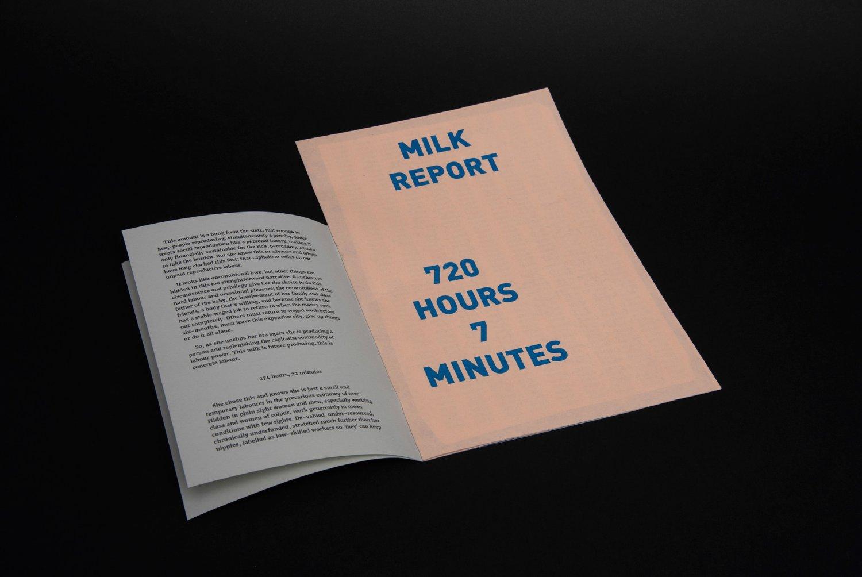 Milk Report