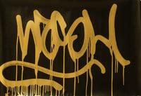 LASH - GOLDEN BOY (CANVAS - PEZZO UNICO) - HONIRO STORE