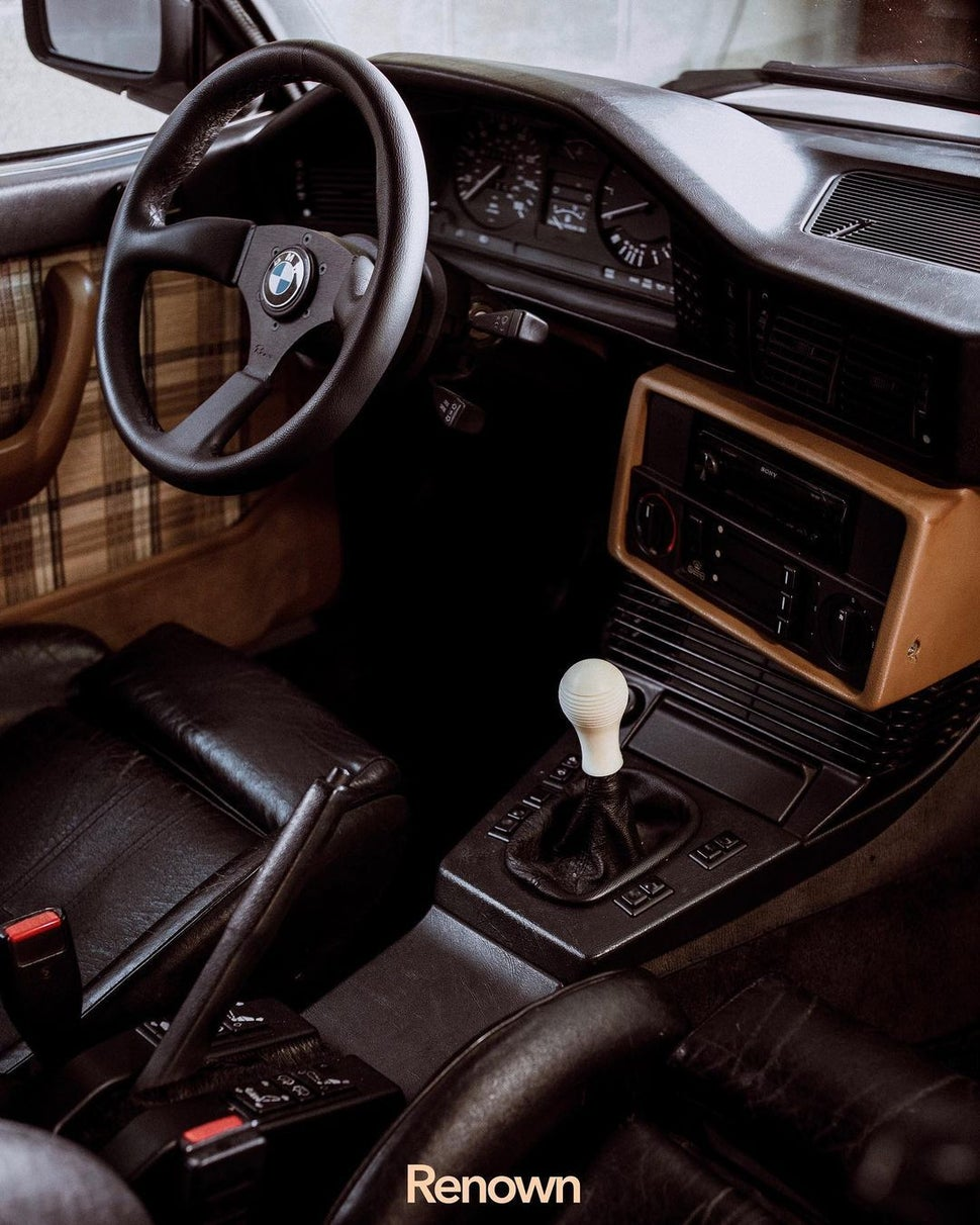 Image of NEW Renown Therapy SL Shift Knob