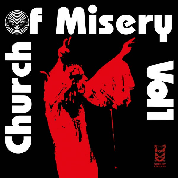 Image of CHURCH OF MISERY - Vol.1 LP