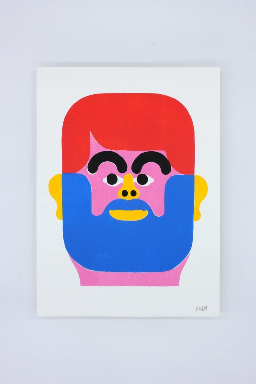 Image of PINK MAN