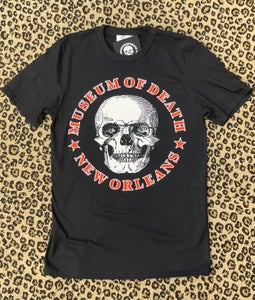Image of New Orleans Museum of Death Logo