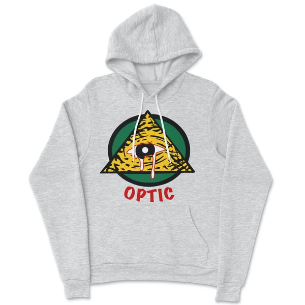 Image of OG Optic Hoodie (Grey)