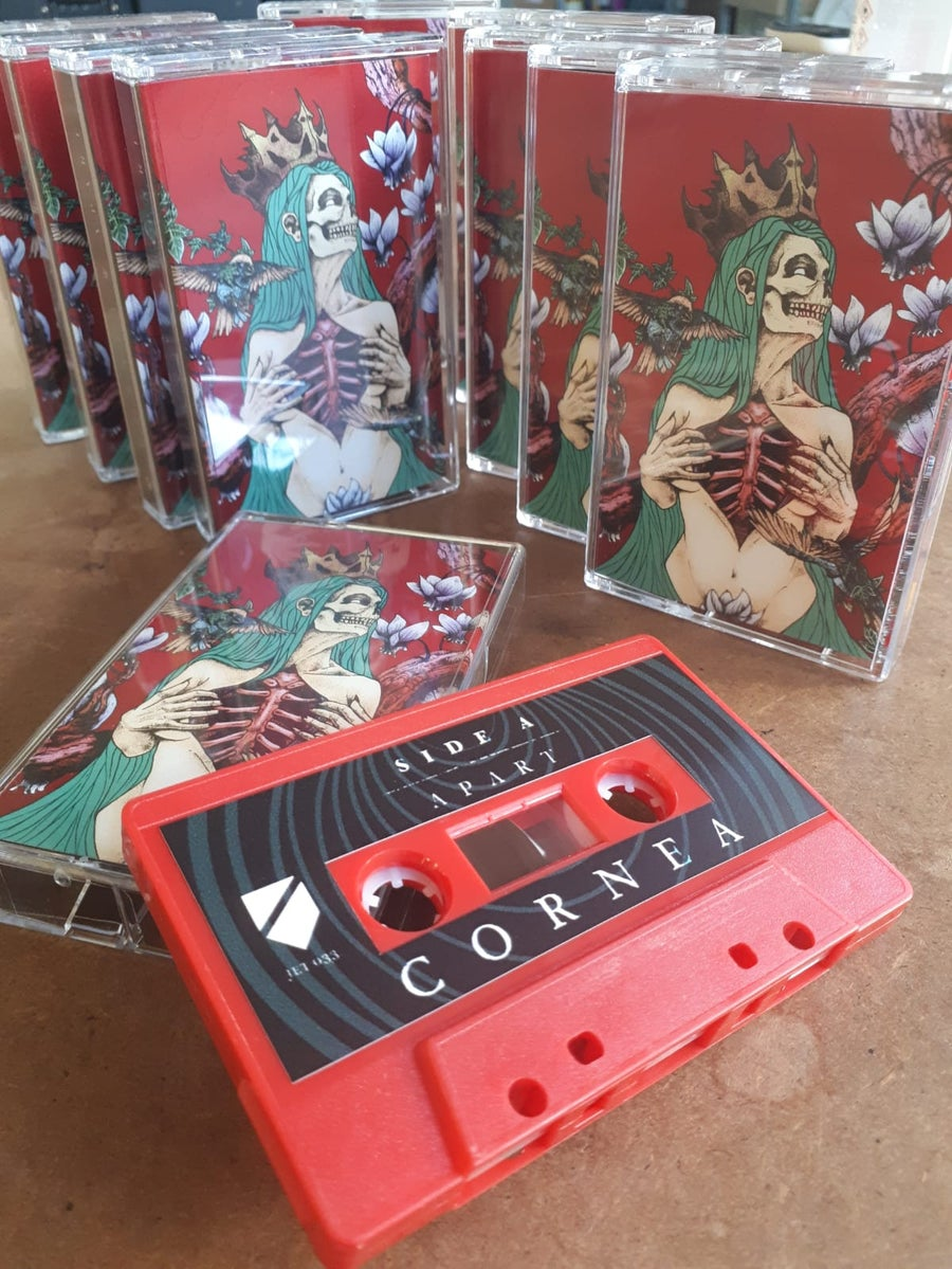 Image of CORNEA - APART - CD AND CASSETTE