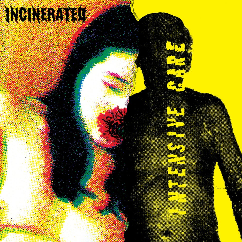 Image of Intensive Care / Incinerated - Split 7""