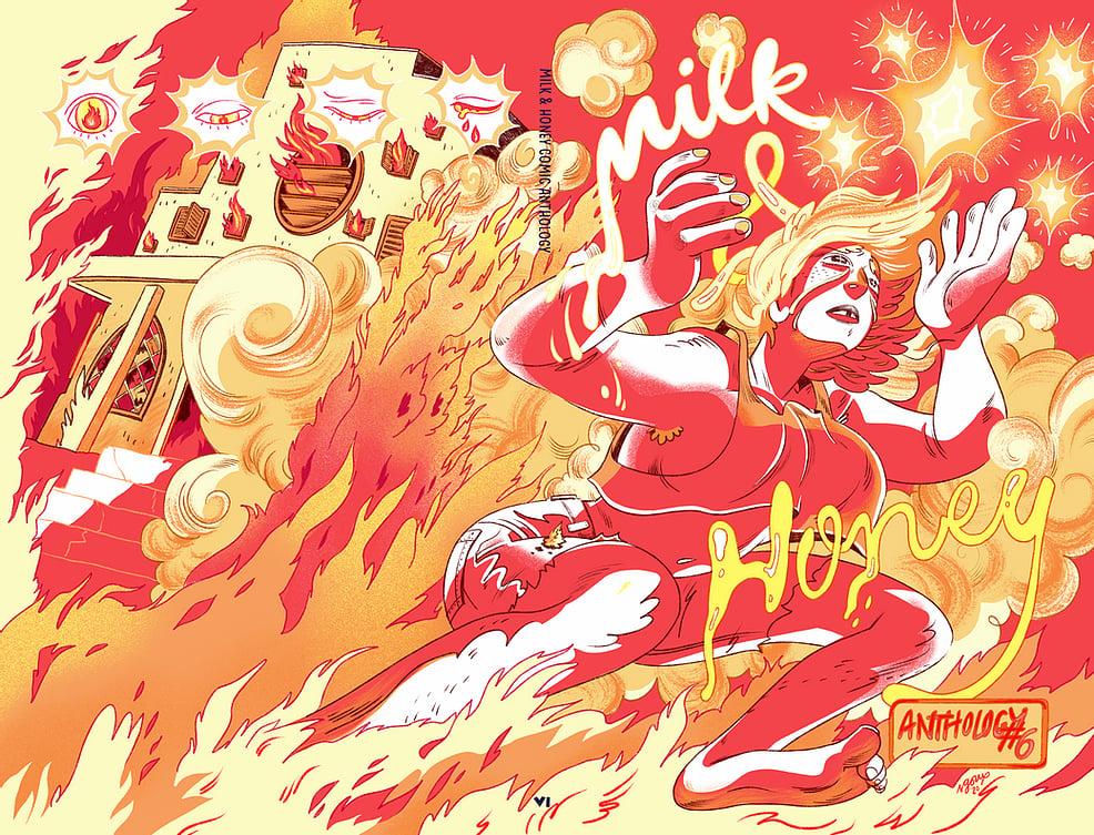 Milk & Honey Anthology: Issue #6