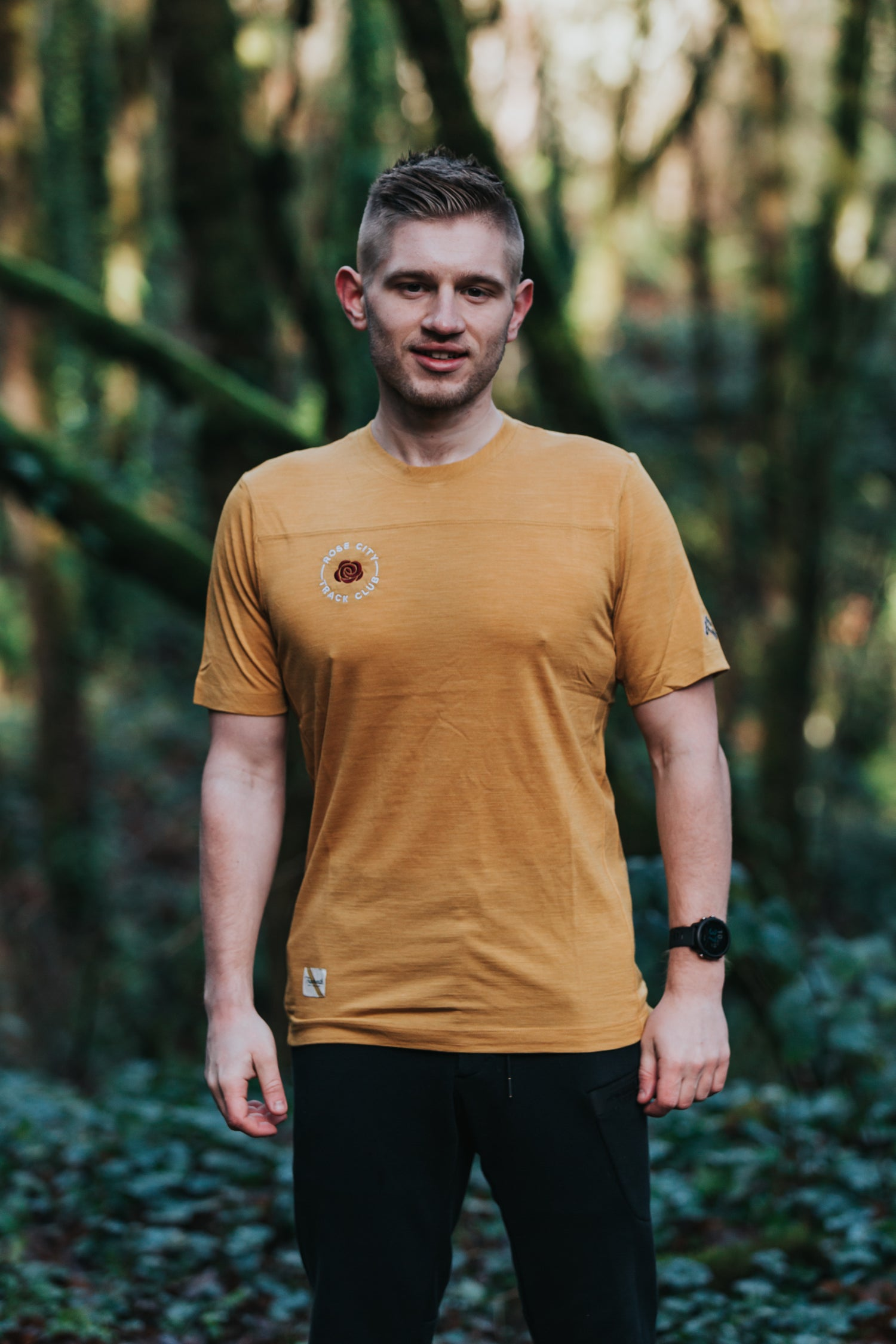 Image of RCTC TRACKSMITH MEN'S HARRIER TEE