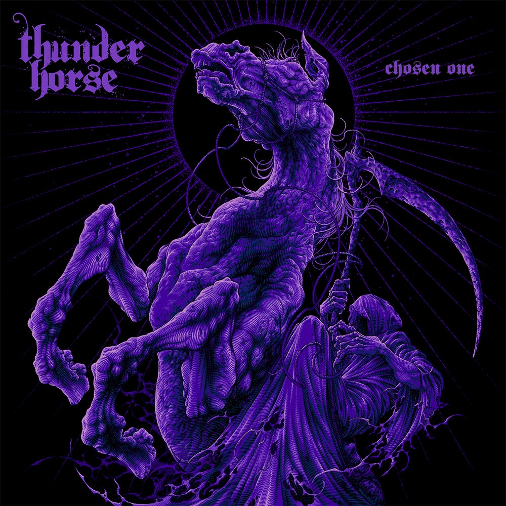 Image of Thunder Horse - Chosen One Limited Digipak CD