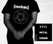 Image of DRUNKARD EVIL T-SHIRT