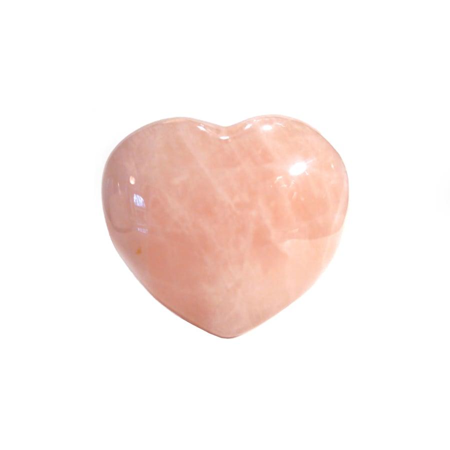 Image of Rose Quartz Heart