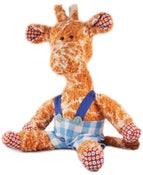 Image of George Giraffe Sewing Pattern (PDF)