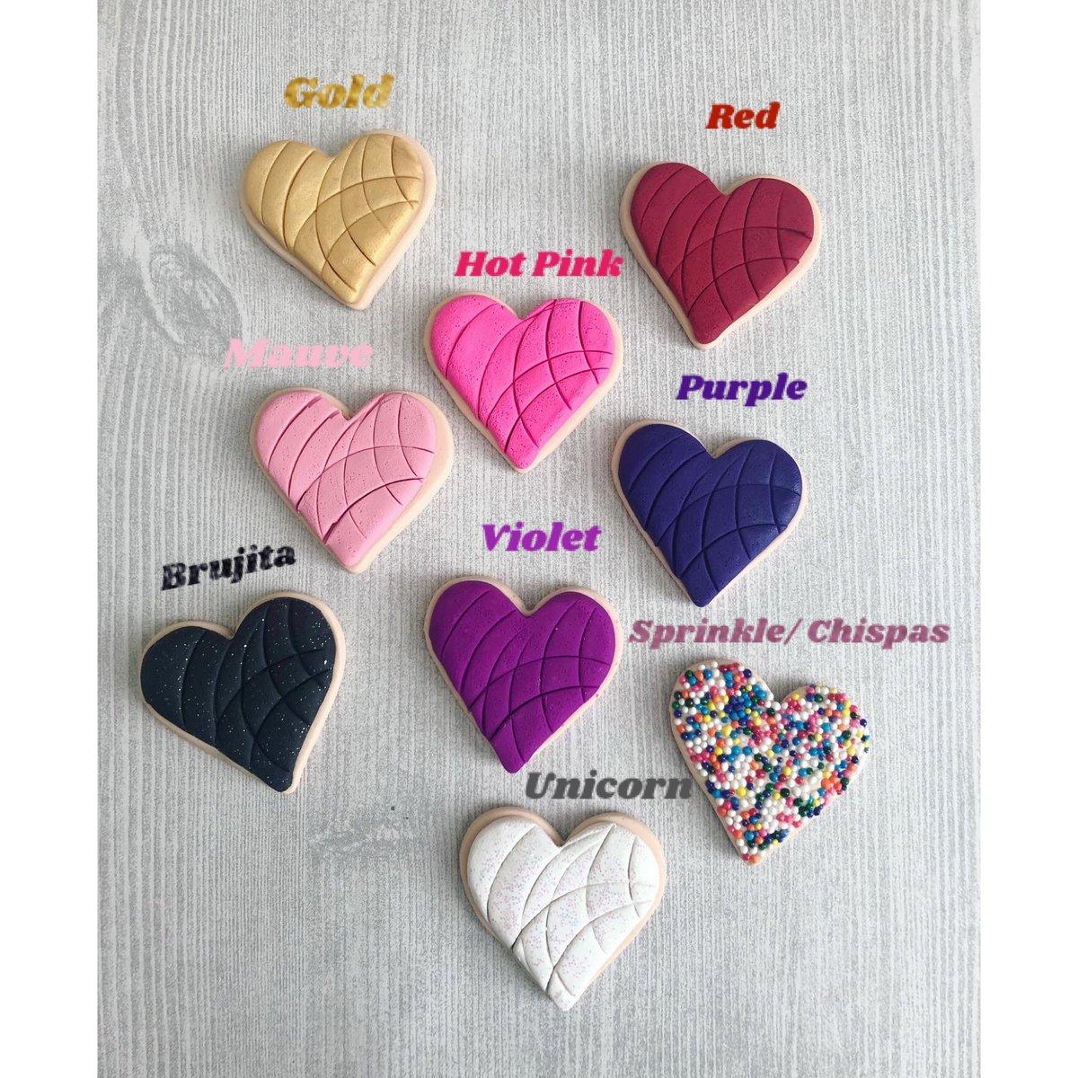 Valentine Concha Badge Reels