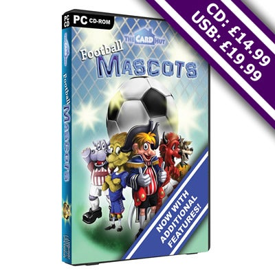 Image of Football Mascots