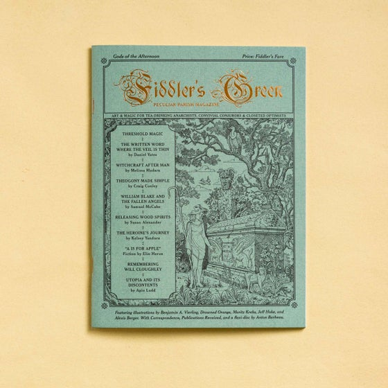 Image of Fiddlers Green Zine